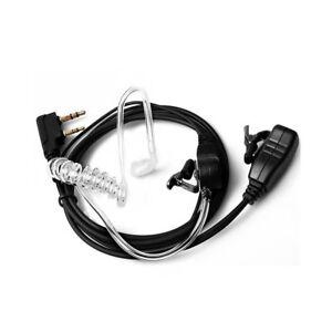 SIA-2-Pin-Security-Covert-Earpiece-Headset-For-Motorola-Radio-Walkie-Talkie-UK