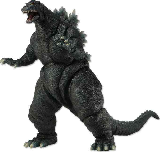 NECA GODZILLA VS SPACEGODZILLA 30cm ACTION FIGURE