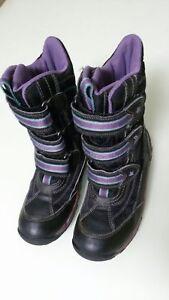 Geox Tex Winter/schnee Stiefel Boots Mädchen Gr.32 Top Auswahlmaterialien Kleidung & Accessoires