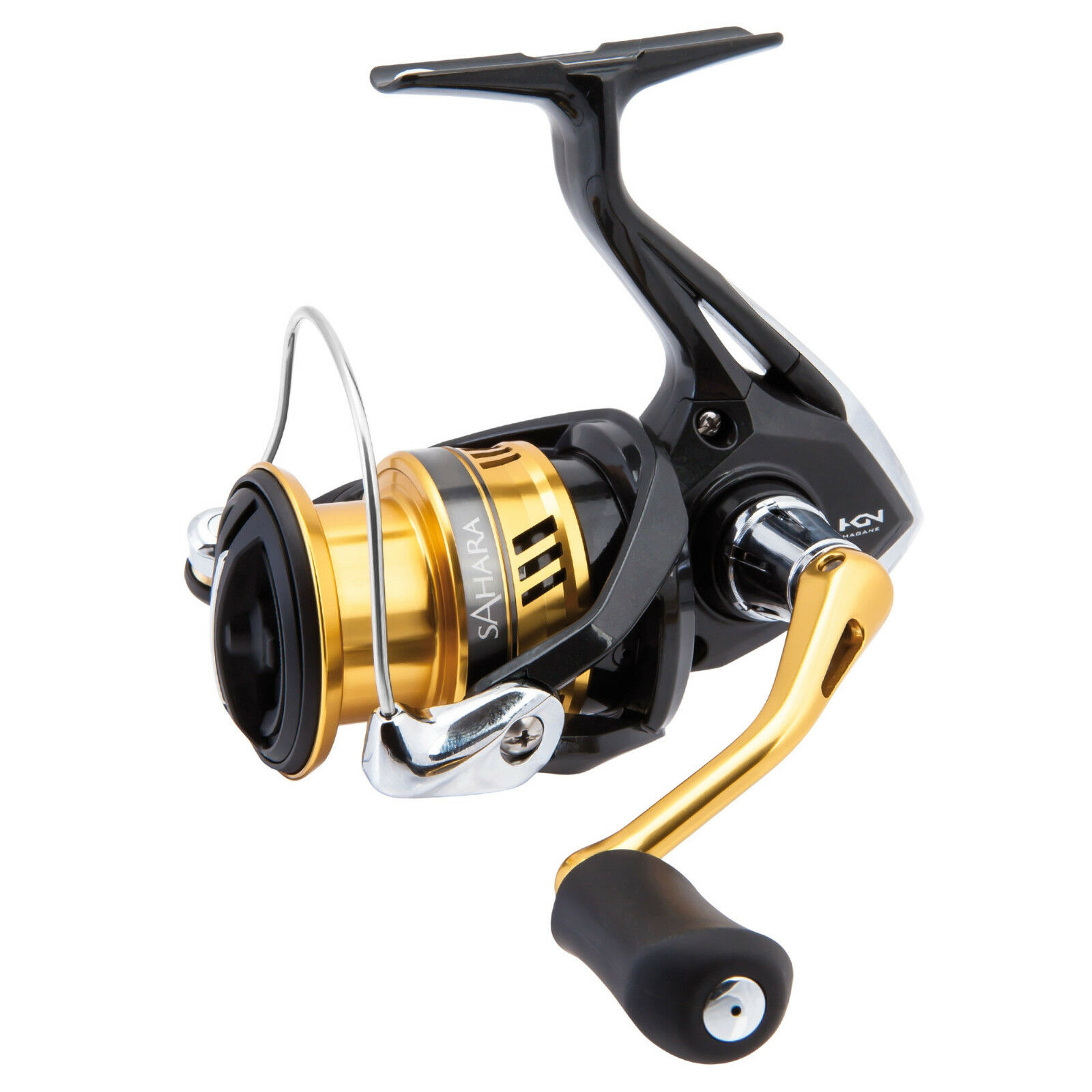 Shimano Sahara FI Spinnrolle Angelrolle Angelrolle Angelrolle Frontbremse Top Preis Leistung 28e610