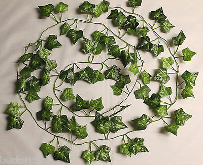 Best Artificial 7ft 210cm Ivy Trailing Garlands Vine String Plant wedding new