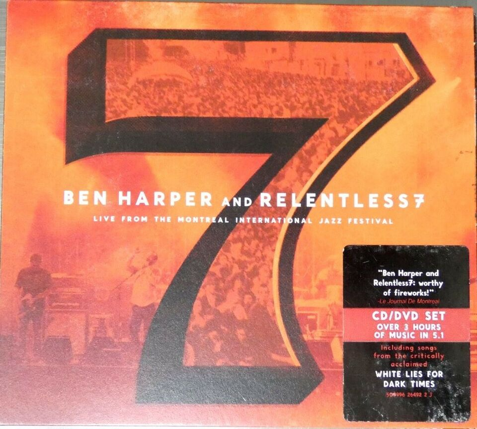Ben Harper and Relentless7: Live from the Montral