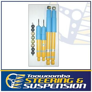 ISUZU-D-MAX-4WD-2008-2011-BILSTEIN-FRONT-AND-REAR-SHOCK-ABSORBERS