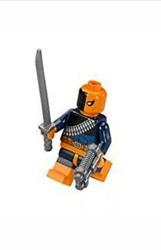 Authentic LEGO DC Comics Super Heroes Deathstoke Minifigure sh194 76034 Batman