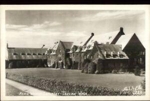 Tacoma-WA-Annie-Wright-Seminary-ELLIS-Real-Photo-Postcard