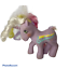 miniature 1 - 💕 Vintage G1 My Little Pony Rainbow Curl Streaky with Ribbon & Factory Curls M6