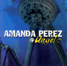Angel [US CD-5] [Single] by Amanda Perez (CD, May-2003, Virgin) NEW