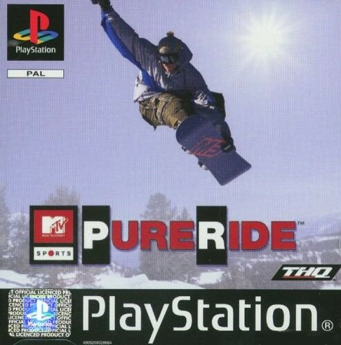 Mtv Sports: Pure Ride Ps GAME NEUF