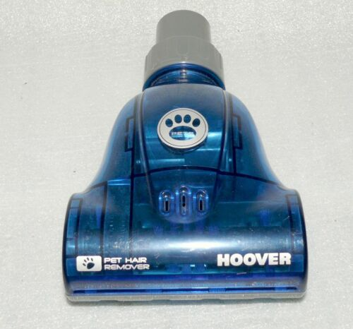 Hoover PET HAIR REMOVER Ersatz Tierhaar Mini Turbo Bürste Düse Ø 29 34mm Blau