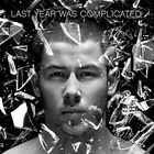 Last Year Was Complicated Deluxe Edition 2016 Nick Jonas CD