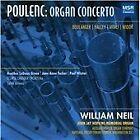 Poulenc: Organ Concerto (2013)