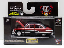 1:64  M2 MACHINES AUTO-THENTICS R41 10th ANNIVERSARY -  1951 FORD CRESTLINER