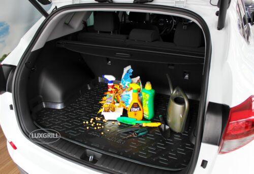 Gummimatten Kofferraumwanne AntiRutsch SET für VW TOURAN 2003-2015