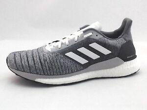 010cd67819b8a Adidas Solar Glide Boost F34988 Gray Running Shoes Womens US 9   41 ...