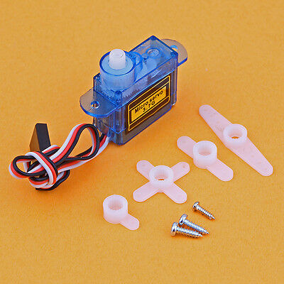 New Micro 3.7g Mini Servo for Control Aeromodelling aircraft flight direction FT