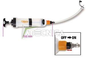 Siringa-per-olio-Beta-1756D-da-1500-ml-in-polipropilene-per-officine-meccaniche
