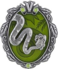 Disney Parks Wonderfully Wicked The Jungle Book Villain KAA LE Pin of the Month