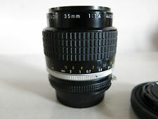 Nikon AI-S 35mm f/1.4 AI-S Lens