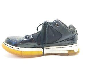 2fd1afbb676 Air Jordan 23 Athletic Mid Top Basketball Shoes Men s Sz 9m Black ...