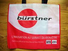 """Sac cabas """"burstner"""" musette cyclisme Tour de France 2017 caravane publicitaire"""