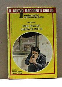 MIKE-SHAYNE-OMBRA-DI-MORTE-B-Halliday-Libro-Il-nuovo-racconto-giallo-n-30