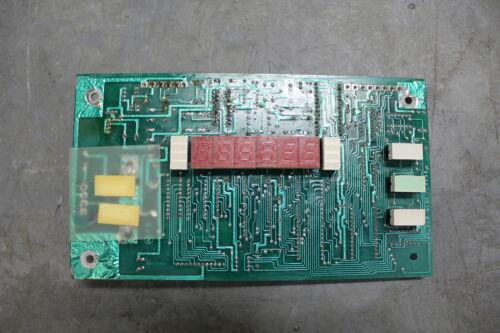 INDUSTRIAL SCIENTIFIC CIRCUIT BOARD CARD CW-40 CW40 PCB-033 PCB033