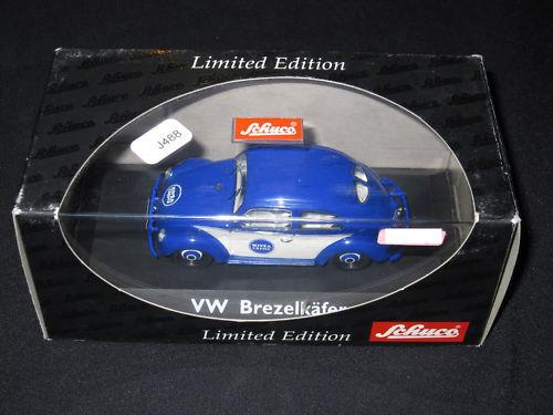 J488 SCHUCO 1 43 RARE VW COX COCCINELLE NIVEA Ref 02799