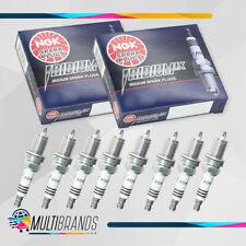 6x NGK IRIDIUM IX UPGRADE Spark Plugs AUDI A6 2.4 All models 97-/>04 No.6418