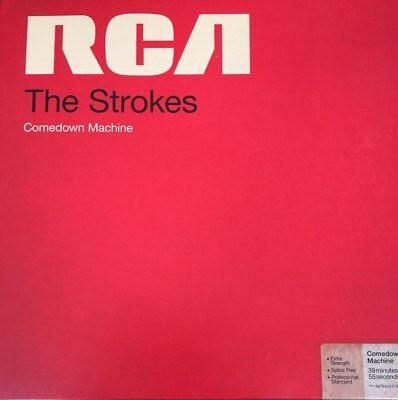 The Strokes Comedown Machine 887654557919 Ebay