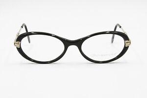 Oval little cay eye frame Black & Silver, Overture made in Italy mod. OV10, NOS - Italia - Oval little cay eye frame Black & Silver, Overture made in Italy mod. OV10, NOS - Italia