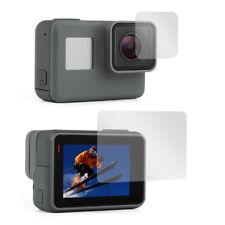 9H Tempered Glass Film Protector For Gopro HERO 5 6 7 Black Camera Screen Lens