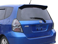 Spoiler For A Honda Fit Factory Style Spoiler 2004-2008