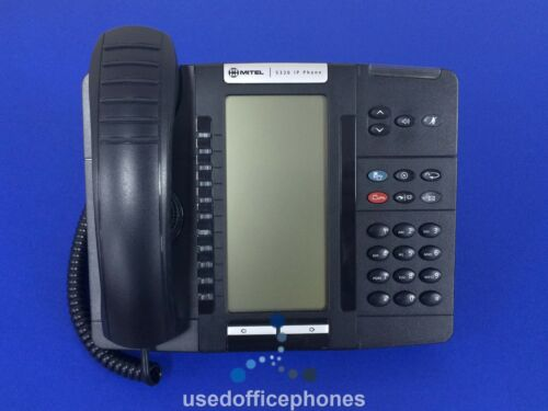 1 of 1 - Mitel 5320 IP Phone 50006191 - New in Sealed Box Inc Delivery BNIB