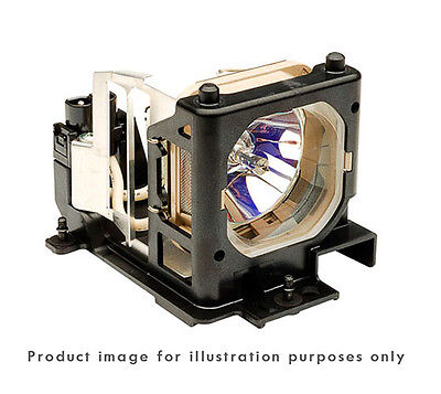Replacement Lamp with Housing for PANASONIC PT-AT6000 with UHM Bulb Inside