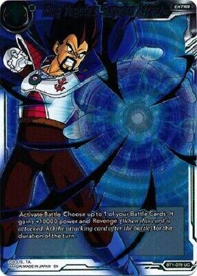 BT1-014 Dragon Ball Super Saiyan Cabba Foil Alternate Art Promo
