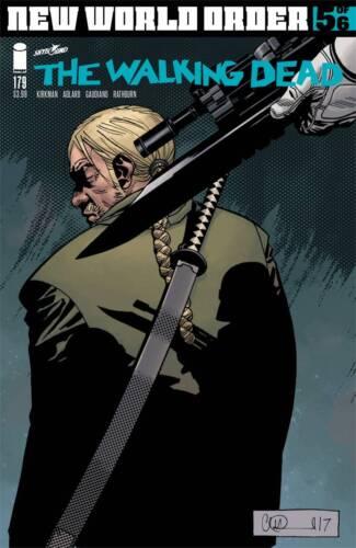 Walking Dead #179 Cover A Image Comics 1st Print EXCELSIOR BIN