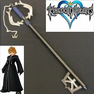 Kingdom-Hearts-Roxas-Full-Metal-Oblivion-Keyblade