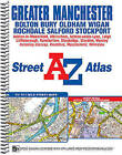Greater Manchester Street Atlas by Geographers' A-Z Map Company (Spiral bound, 2011)