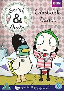 Sarah-and-Duck-Constable-Quack-DVD-2017-Region-2