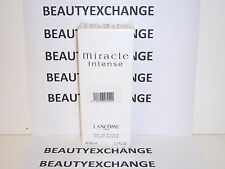 Miracle Intense by Lancome Perfume Eau De Parfum Spray 1.7 oz Sealed Box