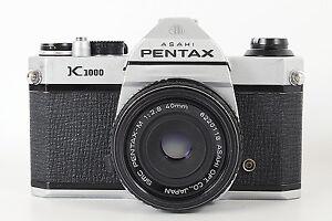 Pentax-K1000-Camera-Body-6456315-w-Pentax-40mm-f-2-8-039-Pancake-039-Lens-16442
