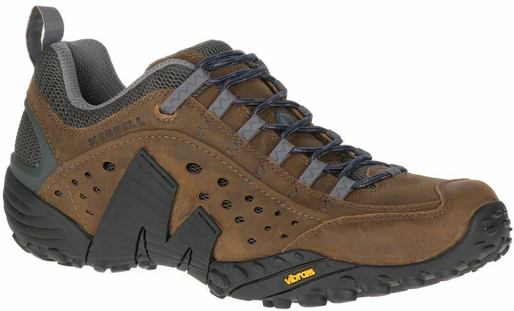 MERRELL Intercept J598633 Outdoor Hiking Trekking Athletic Trainers schuhe Herren