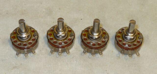 tipo 67 nos 25x bi Technologies husillo-Trimmer//Print-potenciómetro 10 Ohm