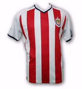 99c2b02cf Chivas del Guadalajara Men's Home 2017 Soccer Jersey Made in Mexico ...