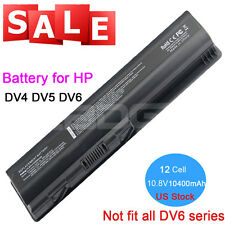 12Cell for HP cq40 battery Laptop Compaq Presario CQ45 CQ50 CQ60 CQ70 DV4 Series