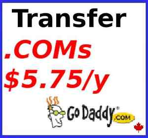 Unlimited-GoDaddy-COM-NET-domain-name-transfers-for-5-75-year