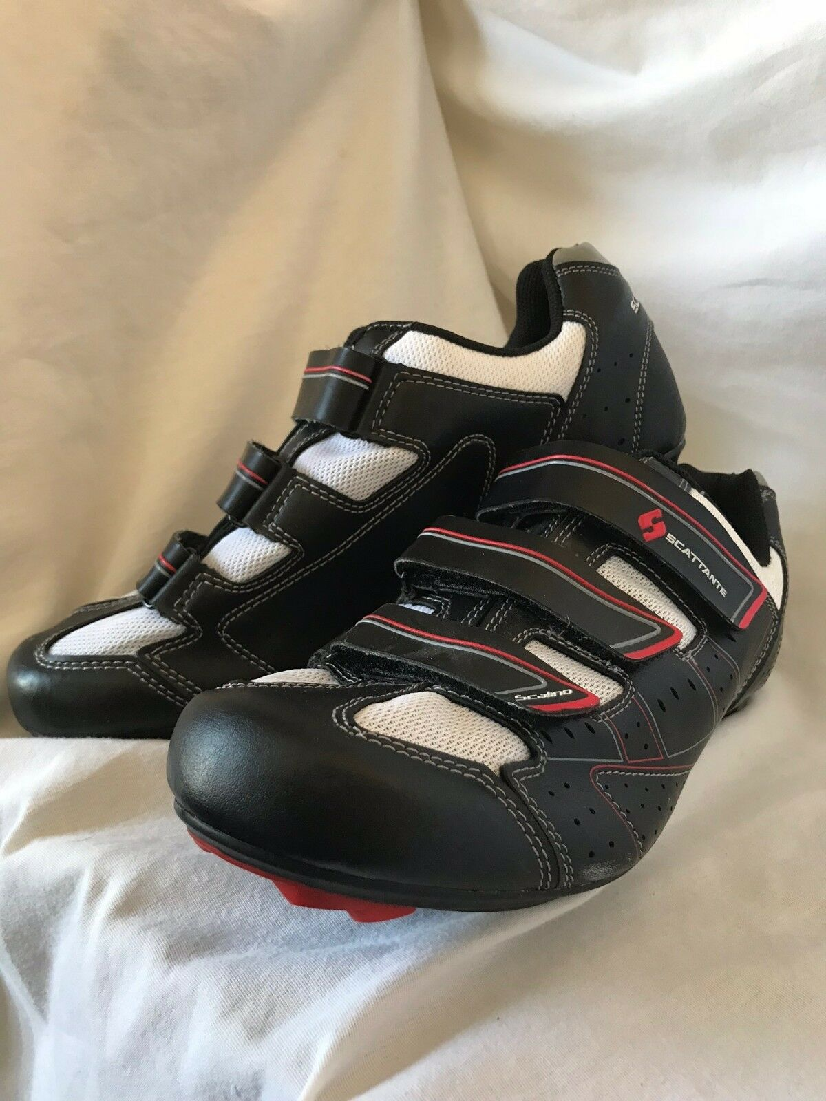 Scattante Scalino Cycling shoes Size 43  EU   9.5 US Lightly Used  healthy