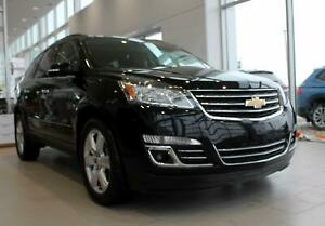 2017 Chevrolet Traverse Premier Leather Seats, Heated Front S...