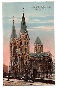 CPA-ALLEMAGNE-DEUTSCHLAND-BOCHUM-15-Eglise-paroissiale-Probstei-Kirche