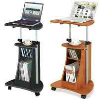 Adjustable Laptop Stand Desk Portable Riser Table Notebook Holder Tray Foldable